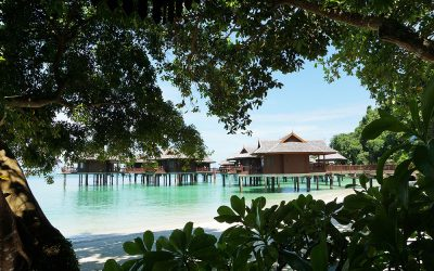 Expect More Than Luxury at Pangkor Laut Resort
