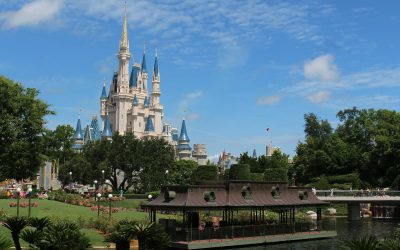 Surprise – We're Going to Disney!