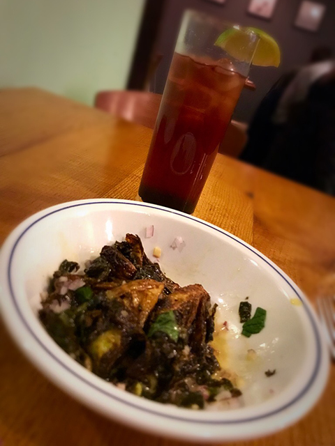 The Greenhouse Tavern – Eclectic, Exceptional, Delicious