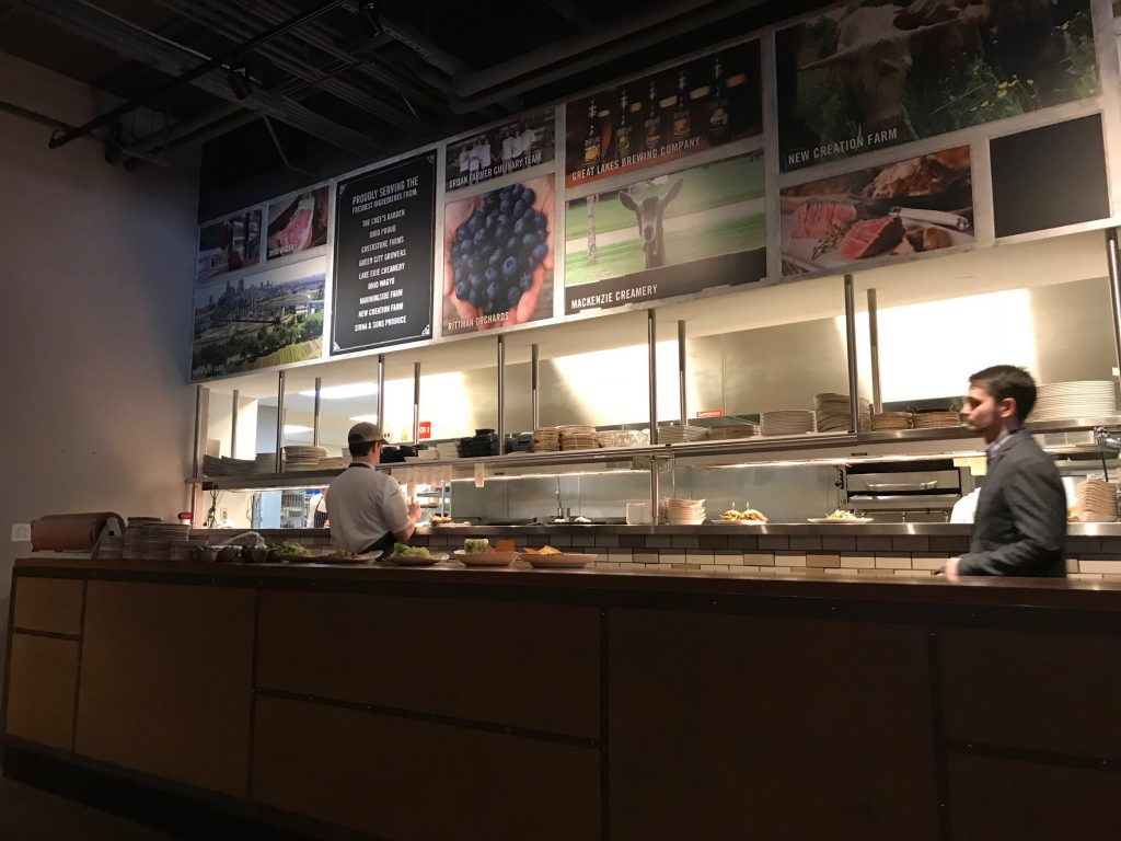 Urban Farmer Steakhouse – One Of Cleveland's Hidden Gems