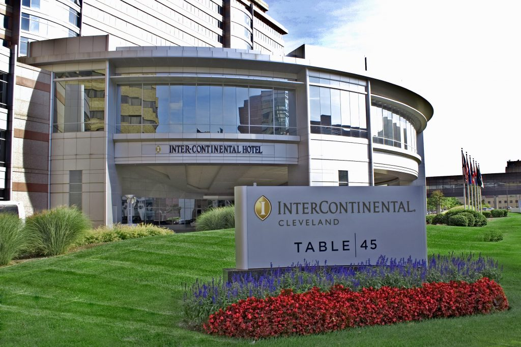 An Incomparable Experience At The InterContinental Hotel In Cleveland, Ohio