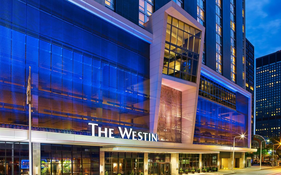 The Westin Cleveland – This Girl Was Seriously Pampered