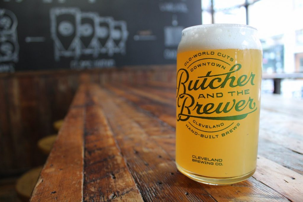The Butcher and the Brewer - Beer, Food and Sports