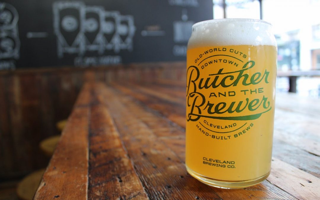 The Butcher and the Brewer – Beer, Food and Sports