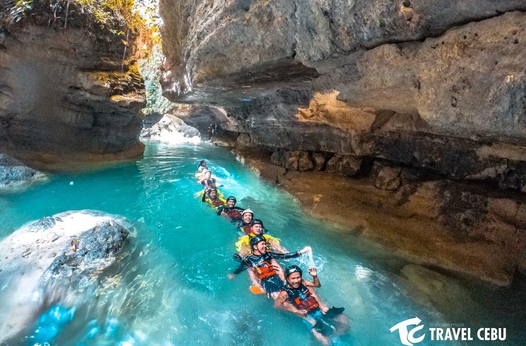 Cebu Canyoneering – The Ultimate Guide