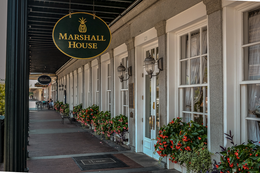 The Marshall House – Old World Charm, New World Luxury