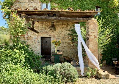 Patrignone villa